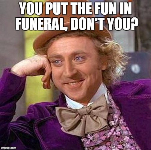 9 Puns Funeral Directors Don't Think Are Funny – OGR Blog