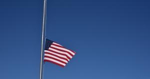 flag-at-half-mast