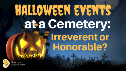 10.30 Halloween Event at a Cemetery Image